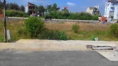 Đất và nhà Mặt tiền Trần Phú , thị xã Tân Châu-An Giang