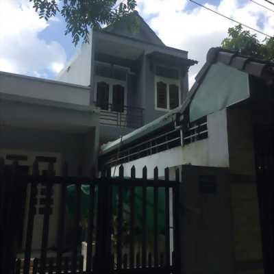 Cần bán nhà gần ubnd phường phú lợi, tp thủ dầu một