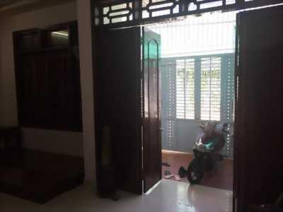 Nhà 2mt hẻm Quang Trung trong trung tâm