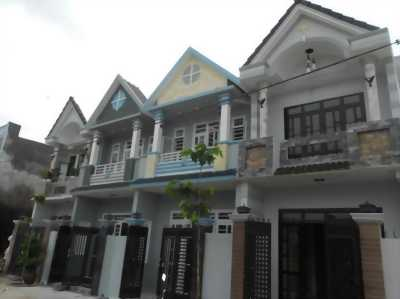 Bán gấp nhà 1L, 3PN, Sổ hồng riêng gần chợ Bình Chánh