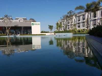 Bán biệt thự khu đô thị ven sông huyện Bến Lức, vị trí đẹp