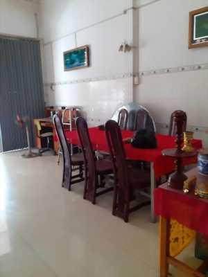 Bán nhà 85m2 khu phố 8 hai mặt tiền gần chợ Thuận Đạo.