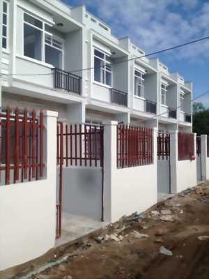 Nhà mới xây 4x12m sổ hồng riêng, 2 phòng ngủ, 2 WC, QL50 Tân Kim