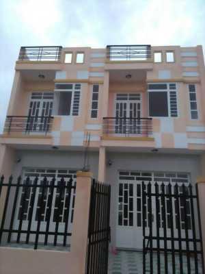 Bán nhà đường QL50, hẻm vào 4m DT 4x20m 1 lầu 3 phòng ngủ