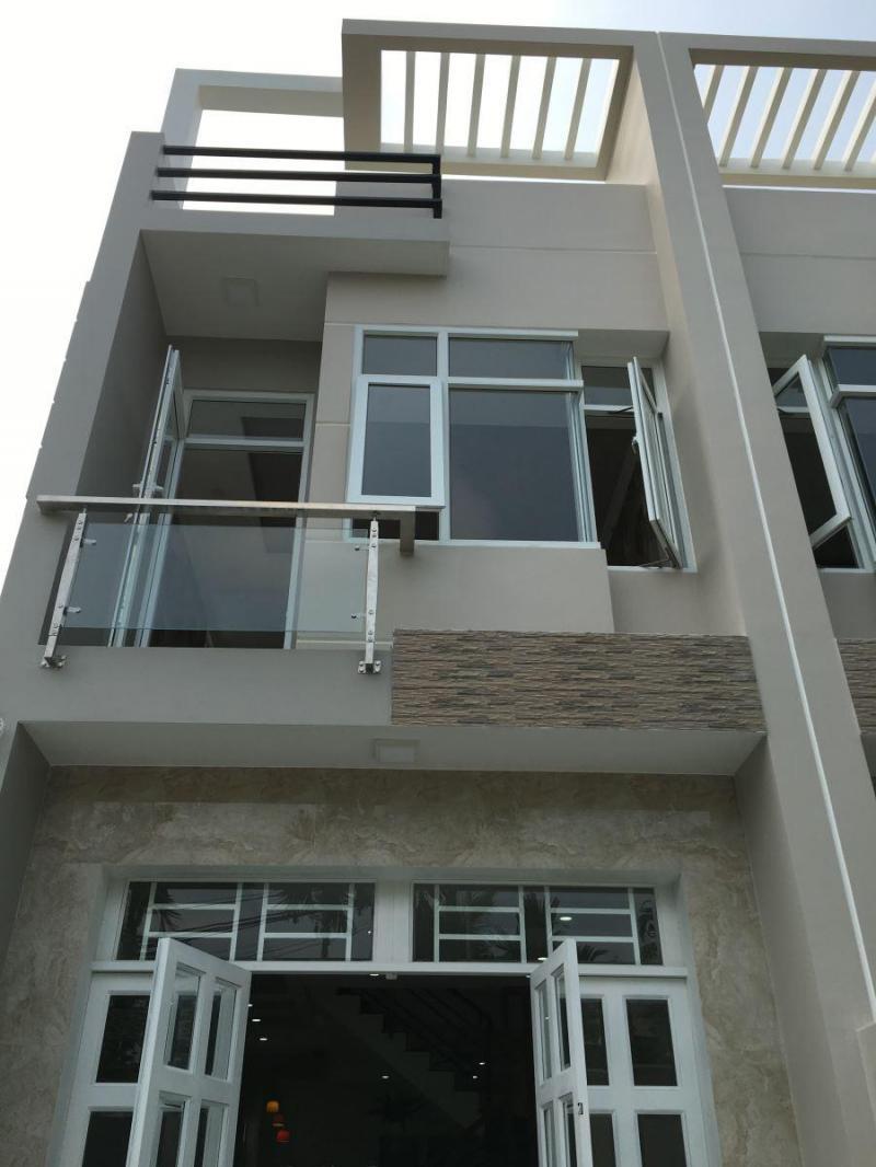Nhà 1T1L đường Nguyễn Hữu Trí, Mt 10m