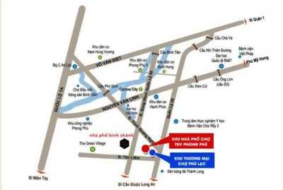 Sở hữu nhà phố Khang Điền - Bình Chánh, chỉ 2,1 tỷ