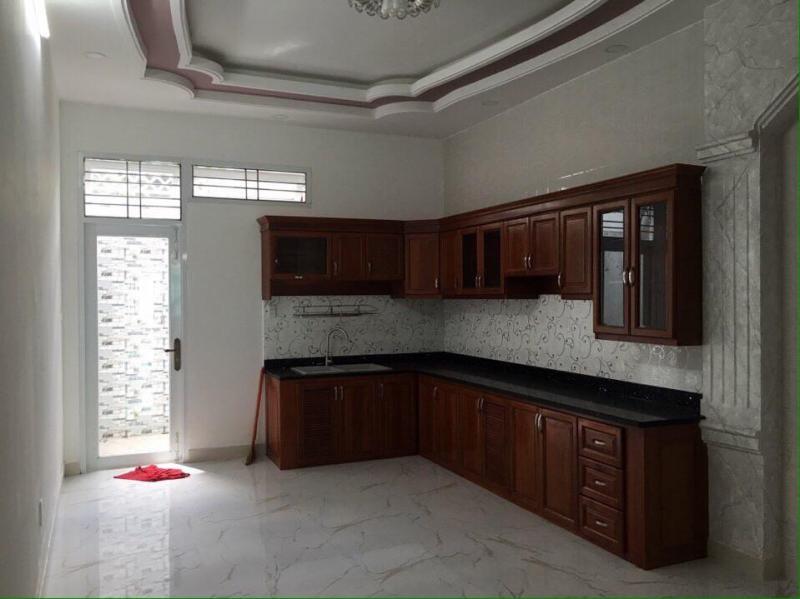 Bán nhà xây mới ,4Pn,2wc,DT: 5X20 ,SHR,Nguyễn Hữu Trí