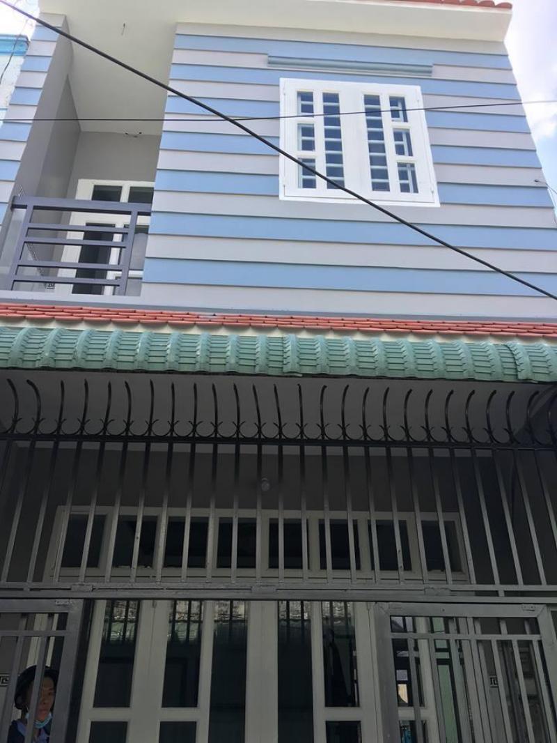 Bán nhà chính chủ Liên ấp 123, Vĩnh Lộc A, 4x10m