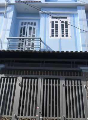 Nhà Vĩnh Lộc mới xây, 4x10m,1 lầu, HXH 6m