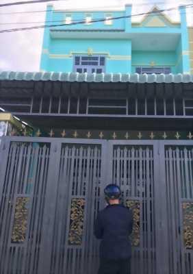 Nhà phố Vĩnh Lộc, Bình Chánh 1T1L, 3PN, 5x17m, hẻm 7m