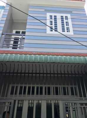 Nhà Bình Chánh cách ngã năm Vĩnh Lộc 800m, 4x15m