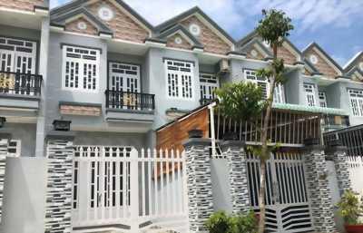 Bán Gấp căn nhà mới xây Bình Chánh: mt QL50, dt 105m2