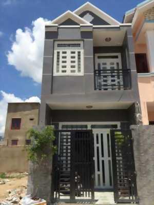 Nhà mới xây đường Bùi Văn Sự 90m2 1 lầu đúc