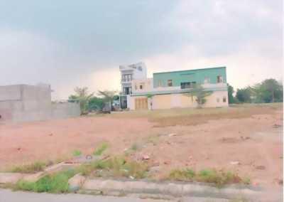 Bán đất thổ cư Trần Văn Giàu - Bình Chánh 100m2 giá 800 triệu, SHR