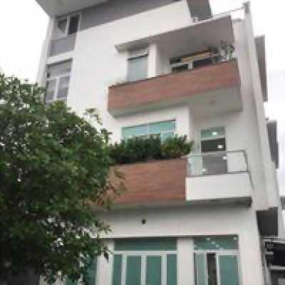 Nhà gần chợ Hưng Long, trên đường Đoàn Nguyễn Tuấn