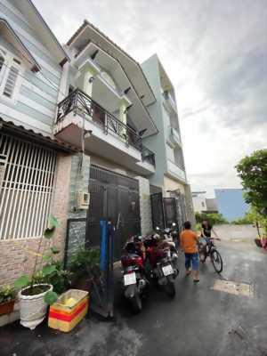 Nhà mới xây, 2 tấm, Shr, mt Nguyễn Hữu Trí, Bình Chánh