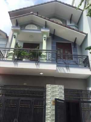 Bán nhà 2 mặt tiền, dg Hương lộ 10, Bình Chánh