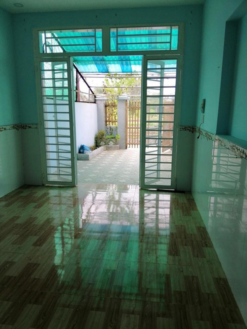Bán nhà sổ hồng riêng mới xây ấp Long Thới, Xã Long Thượng giá tốt 970 triệu, có hổ trợ vay trả góp