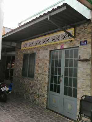 Bán căn nhà cấp 4 hẻm xe hơi, ngay thị trấn Cần Giuộc, huyện Cần Giuộc, Long An giá 650 triệu