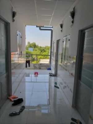 Bán nhà trệt, lầu mới xây có 16 phòng trọ có gác Ấp Thanh Hà, xã Tân Kim, Cần Giuộc, Long An