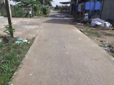 Bán đất thổ cư, đường xe hơi ấp Phước Hưng 2, xã Phước Lâm, huyện Cần Giuộc, tỉnh Long An.
