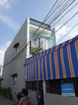 Bán nhà hai mặt tiền đường xe hơi ở ấp Kim Định, xã Tân Kim, huyện Cần Giuộc, tỉnh Long An.
