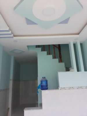 Bán nhà hai lầu có sân thượng ở đường Tập Đoàn 4, xã Tân Kim, huyện Cần Giuộc, tỉnh Long An