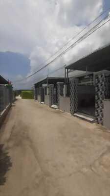 Bán nhà góc 2 mặt tiền hẻm xe hơi cách đường 835A 800m, xã Phước Lâm, Cần Giuộc, Long An.