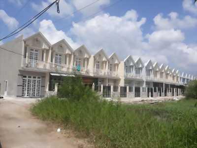 Cần bán nhà trệt lầu ấp Kim Điền, xã Tân Kim, huyện Cần Giuộc, tỉnh Long An