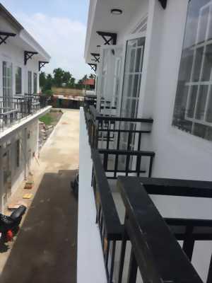 Nhà phố 1 trệt 1 lầu mới xây- 580tr/căn(VAT)