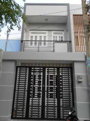 Bán nhà 1 trệt 1 lầu mới xây ở Lê Minh Nhựt- Củ Chi