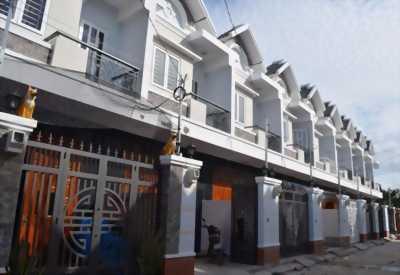 Nhà mới khang trang - Đón Xuân rộn ràng!!! Công ty mở bán 20 căn nhà phố giá chỉ 750tr/căn