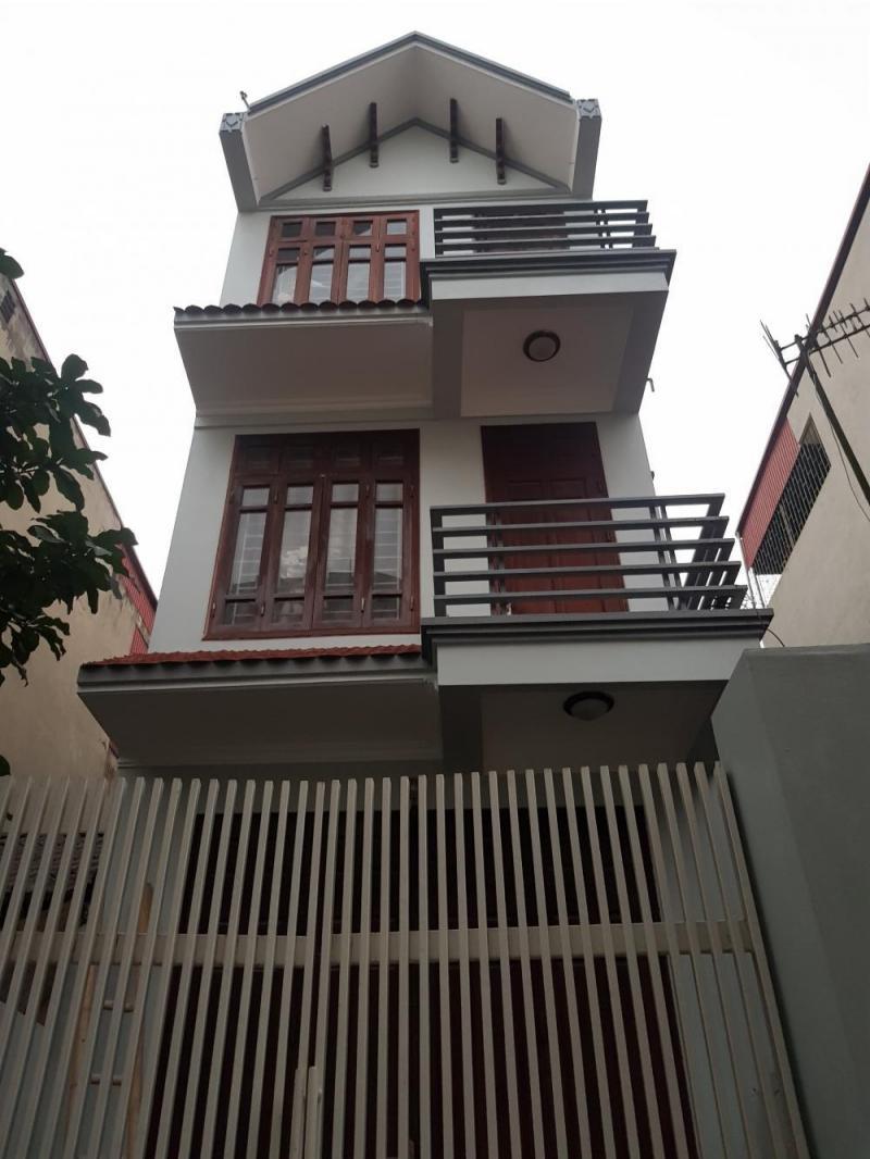 Bán Nhà 3 tầng 1tum tại huyện đan phượng
