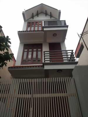 Bán nhà 4 tầng tại thôn bầu gần khu chung cư