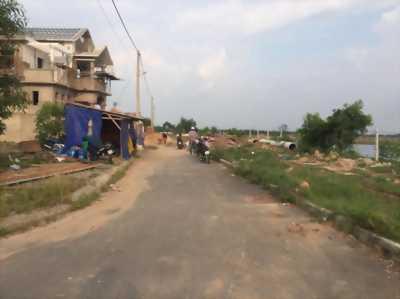 Nhà phố liền kề Thị trấn Đức Hòa, gần Kcn Hải Sơn, KCN Tân Đô