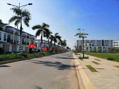 Bán nhà mới xây khu đô thị Phúc An City, Đức Hòa, Long An. LH: 0934.185,189 Anh Lộc