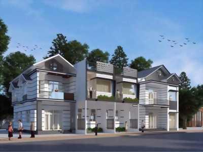 Cần bán gấp căn góc đường 68m dự án Phú Quốc Kiên Gang