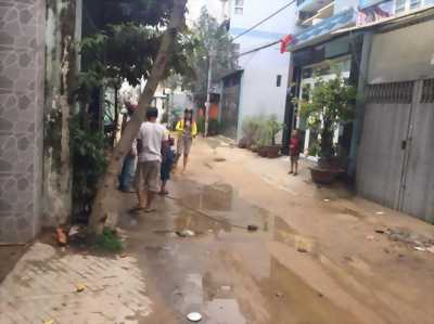 Bán nhà khu dân cư Vĩnh Lộc B đúc 1tấm,nhà mới đẹp ngay KCN