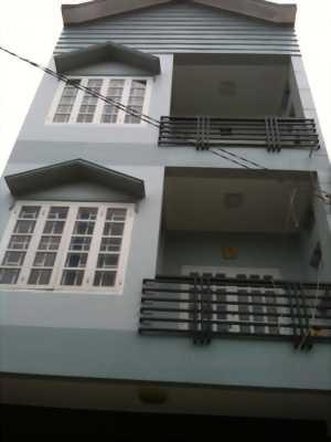 Bán nhà mặt tiền đường Lê Lợi, huyện Hóc Môn, có SHR