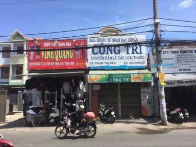 Cho thuê nhà kinh doanh ngay mặt tiền đường Nguyễn Thị Sóc