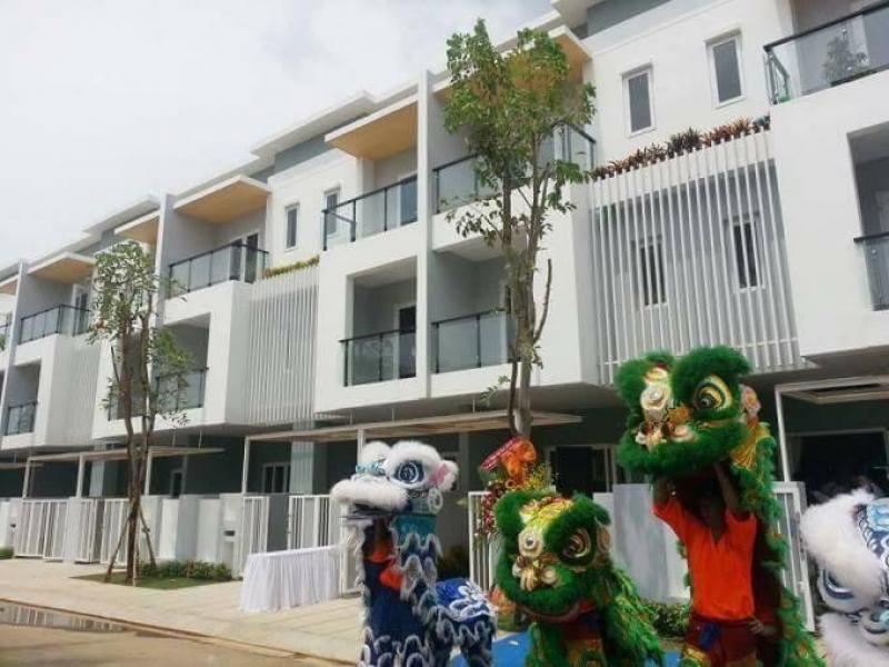 15 căn Shop House gần trung tâm thị trấn Hóc Môn