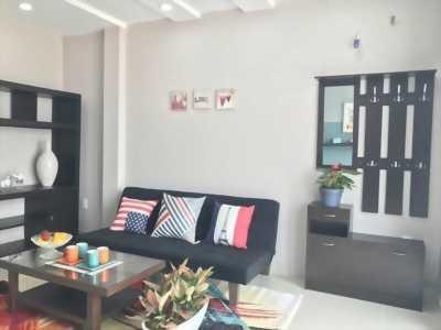 Đang thiếu nợ cần bán căn nhà mặt tiền đường Hóc Môn