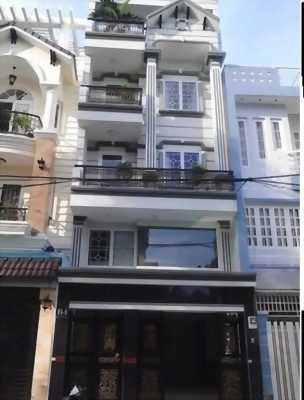 Bán nhà 1 trệt 2 lầu cách trường tiểu học Nhị Xuân 700m
