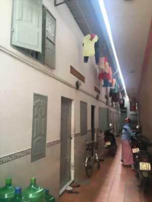 Cần bán dãy 7 phòng trọ trên đường Thanh Niên ,Hóc môn.