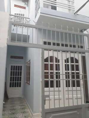 Cần tiền nên bán gấp căn nhà tại Hóc Môn, sổ hồng riêng