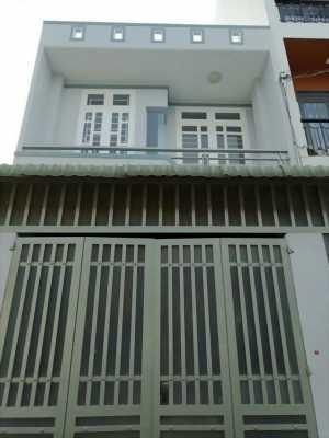 Bán gấp căn nhà Hóc Môn, sổ riêng, diện tích 80m