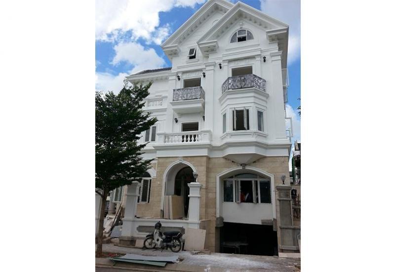 Nhà mặt tiền 236m2 đường Đặng Công Bỉnh tại Hóc Môn, sổ hồng riêng 2.5 tỷ