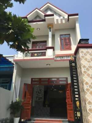 Nhà 90m2, shr, mt trần văn mười, hóc môn, nhà mới xây