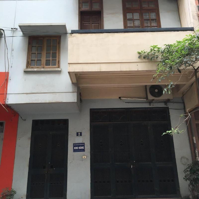 Cho thuê nhà 2 mặt đường tại Lương Thế Vinh và Đào Duy Từ