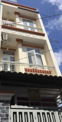 Nhà mới xây 2 lầu Sổ Hồng Chính Chủ (3,3x11m) Đào Sư Tích